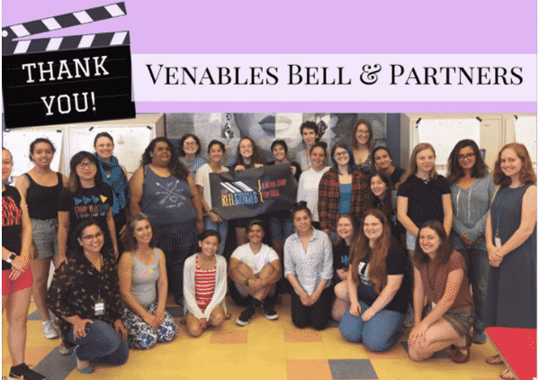 Our Sponsors: Thank you Venables Bell & Partners!
