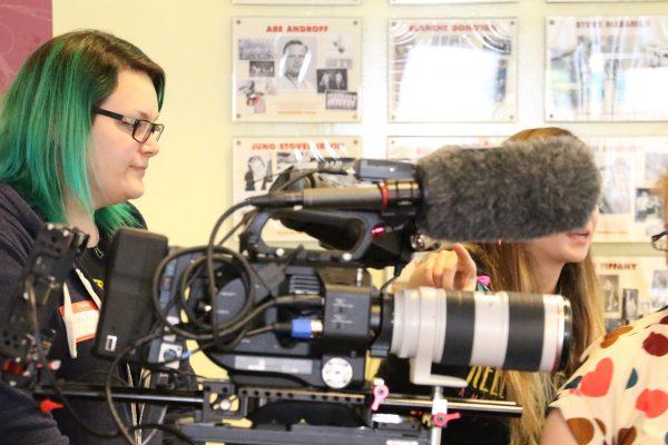 Camp Reel Stories Filmmaking camp for girls