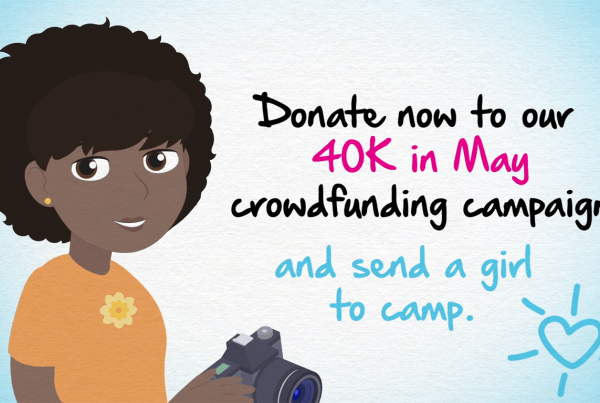 Send Girls to Film Camp! Your donation funds scholarships for young women to create their own films, view current media more critically and thoughtfully and aspire to leadership.