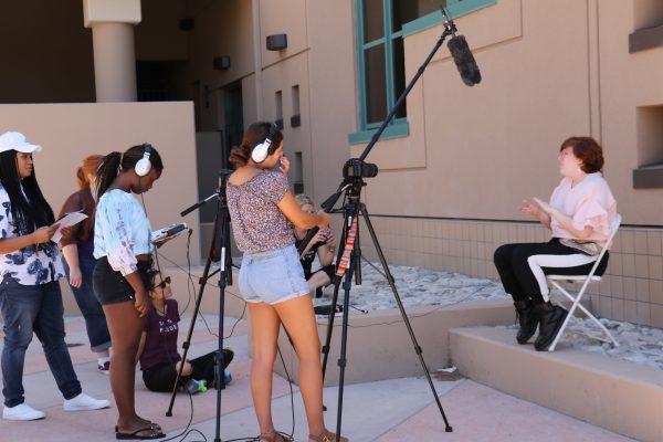 Camp Reel Stories Filmmaker Volunteers Benita Robledo