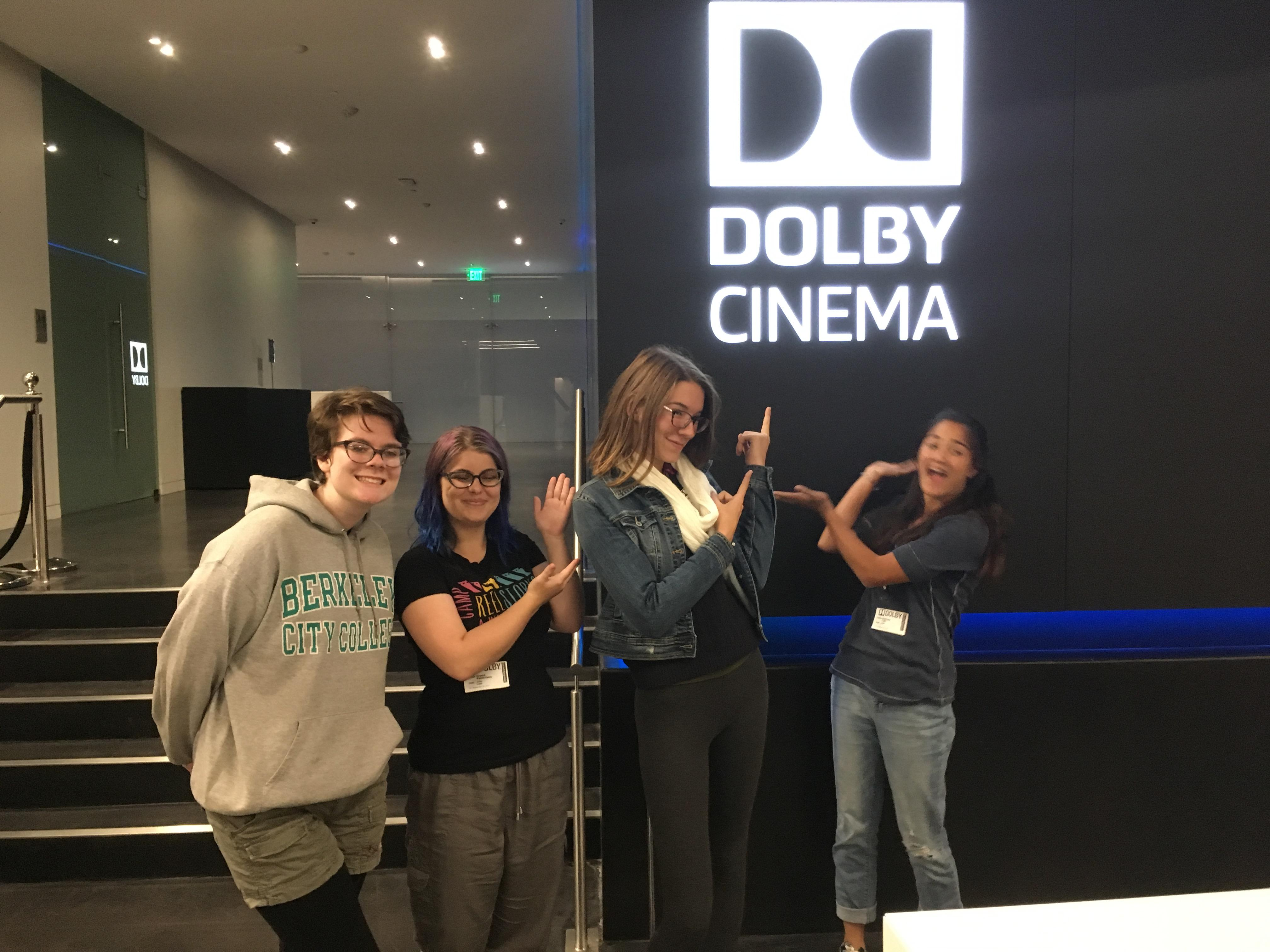 Working with Dolby